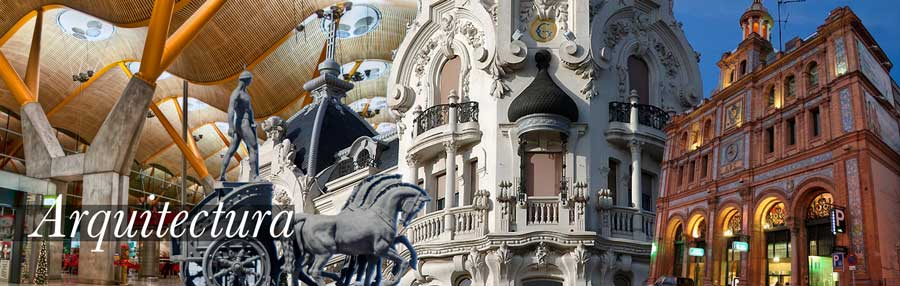La arquitectura en madrid for La arquitectura en espana