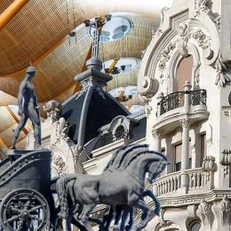 Arquitectura de Madrid. Libro Los Pilares de Madrid