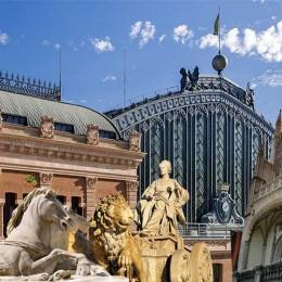 Lugares singulares de Madrid. Libro Los Pilares de Madrid