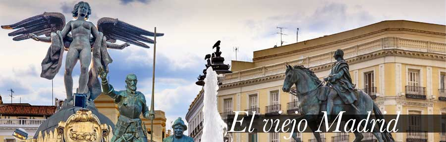 El viejo Madrid. Libro Los Pilares de Madrid