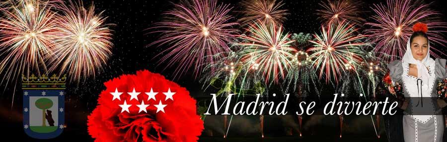 Madrid se divierte. Libro Los Pilares de Madrid