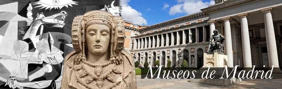 Museos de Madrid. Libro Los Pilares de Madrid