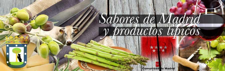 gastronomia y sabores de Madrid. Libro Los Pilares de Madrid
